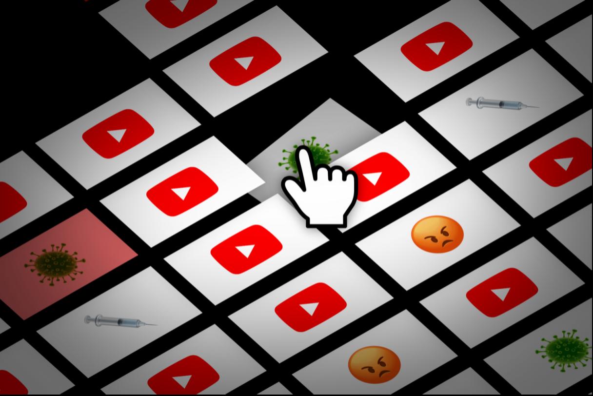YouTube等數位媒體平台限制信息規範,與我們有什麼關係!